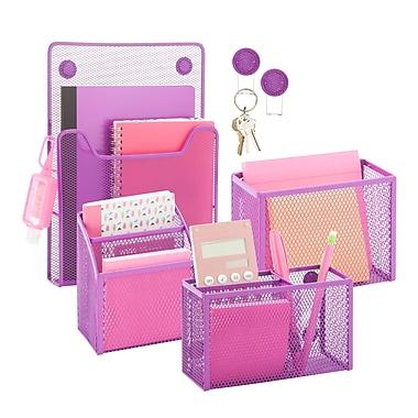 Honey Can Do Back to School kit 4, Purple ( BTSX06771 )