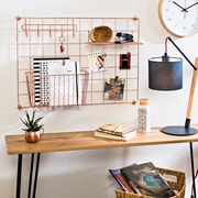 Honey Can Do Copper Wall Grid, Copper ( SHF-06908 )