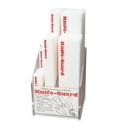 Honey Can Do Knife Guard: Assortment/Display , white ( 3100 )