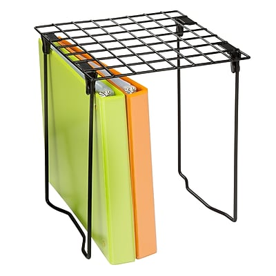 Honey Can Do Locker shelf, Black finish ( SHF-03494 )
