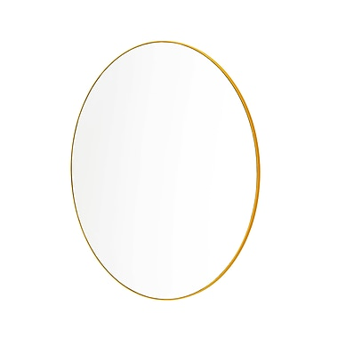 Honey Can Do Mirror, yellow ( S328303Y )