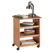 Honey Can Do Multipurpose Cart , Brown (wood) ( CRT-03051 )