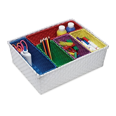 Honey Can Do Amelia Basket Set, Multi-color ( SFT-06719 )