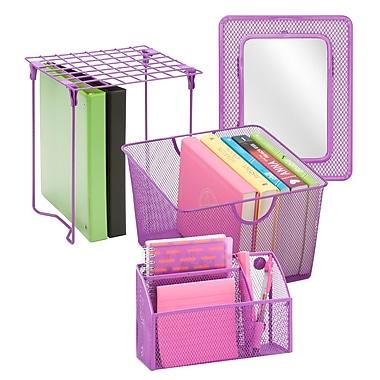 Honey Can Do Back to school kit 1, Purple