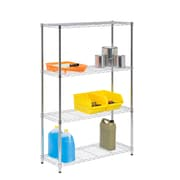 "Honey Can Do Shelf Kit 54"", chrome ( SHF-04048 )"
