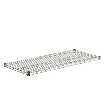 Honey Can Do 800lb shelf chrome plated, chrome ( SHF800C1636 )