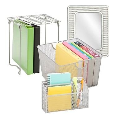 Honey Can Do Back to school kit 1, Silver ( BTSX06757 )