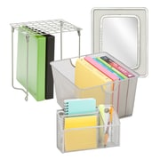 Honey Can Do Back to school kit 1, Silver