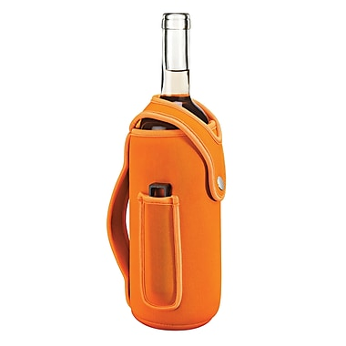 Honey Can Do The Wine Glove™ w/ reusable cooling pack, orange ( KCH-06173 )