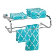 Honey Can Do towel rack, chrome ( BTH-05075 )