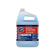 Spic & Span Disinfecting All-Purpose Spray & Glass Cleaners, 128 oz., 3/Carton (58773)