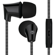 Hypergear 13970 Sound Wavez Earbuds With Microphone (black)