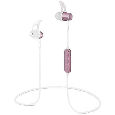 Hypergear 14083 Bluetooth Magbuds Earbuds With Microphone (rose Gold)