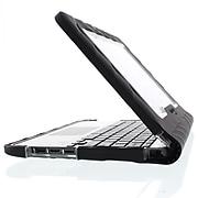 Gumdrop Laptop Case, Black and Transparent Polycarbonate (DT-HPCB11G5EE-BLK)