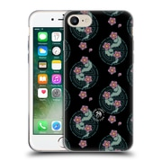 Official Anne Stokes Motif Patterns Cherry Blossoms Soft Gel Case For Apple Iphone 7