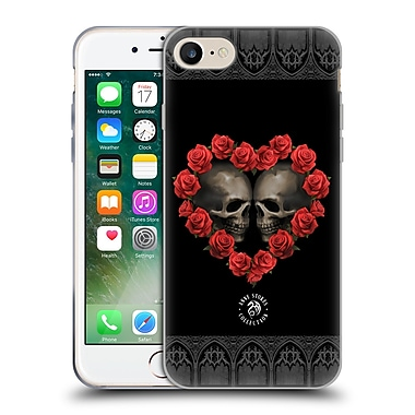 Official Anne Stokes Life Blood Heart Soft Gel Case For Apple Iphone 7