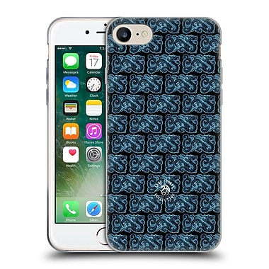 Official Anne Stokes Motif Patterns Dragon Swirls Soft Gel Case For Apple Iphone 7