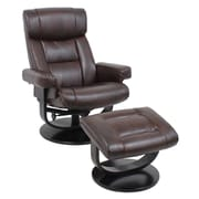 Zen Recliner with Ottoman