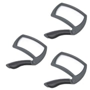 3 Pack Carson Mj 50 Lighted Magnifold Handheld Magnifier by