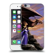 Official Anne Stokes Dragons 2 Sentinel Soft Gel Case For Apple Iphone 6 / 6S