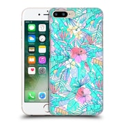 Official Micklyn Le Feuvre Florals Pretty Pastel Hawaiian Hard Back Case For Apple Iphone 7 Plus