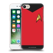 Official Star Trek Uniforms And Badges Tos Operations Hard Back Case For Apple Iphone 7