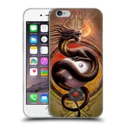 Official Anne Stokes Dragons Yin Yang Protector Soft Gel Case For Apple Iphone 6 / 6S