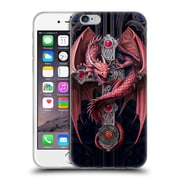 Official Anne Stokes Dragons Gothic Guardians Soft Gel Case For Apple Iphone 6 / 6S
