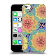 Official Micklyn Le Feuvre Florals 2 Obsession Soft Gel Case For Apple Iphone 5C