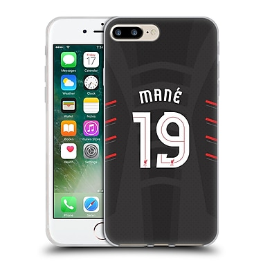Official Liverpool Football Club Players Away Kit 16/17 Group 2 Mane Soft Gel Case For Apple Iphone 7 Plus