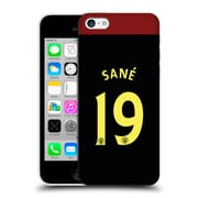 Official Manchester City Man City Fc Away Kit 2016/17 2 Sana%Hard Back Case For Apple Iphone 5C