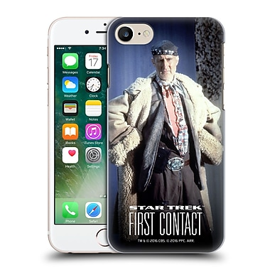 Official Star Trek Zefram Cochrane First Contact Tng Full Costume Hard Back Case For Apple Iphone 7