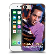 Official Star Trek Iconic Characters Ds9 Jake Sisko Soft Gel Case For Apple Iphone 7