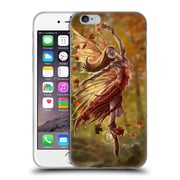 Official Anne Stokes Fairies Autumn Soft Gel Case For Apple Iphone 6 / 6S