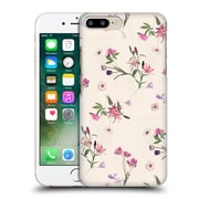 Official Micklyn Le Feuvre Florals Scattered Hard Back Case For Apple Iphone 7 Plus