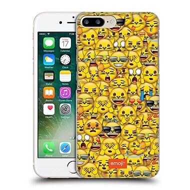 Official Emoji Full Patterns Cat Hard Back Case For Apple Iphone 7 Plus