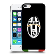 Official Juventus Football Club Crest Italia Black Hard Back Case For Apple Iphone 5 / 5S / Se