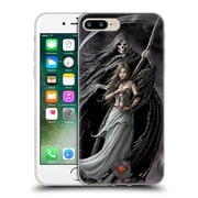 Official Anne Stokes Gothic Summon The Reaper Soft Gel Case For Apple Iphone 7 Plus