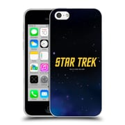 Official Star Trek Key Art The Original Series Soft Gel Case For Apple Iphone 5C