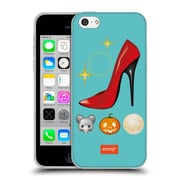 Official Emoji Movies And Series Sparkly Shoe Soft Gel Case For Apple Iphone 5C