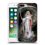 Official Anne Stokes Life Blood Reaper Soft Gel Case For Apple Iphone 7 Plus