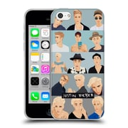Official Justin Bieber Justmojis Faces Soft Gel Case For Apple Iphone 5C