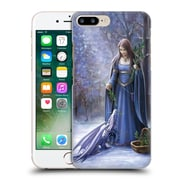 Official Anne Stokes Yule Soltice Gathering Hard Back Case For Apple Iphone 7 Plus