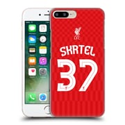 Official Liverpool Football Club Shirt Home Shirt Red Skrtel Hard Back Case For Apple Iphone 7 Plus