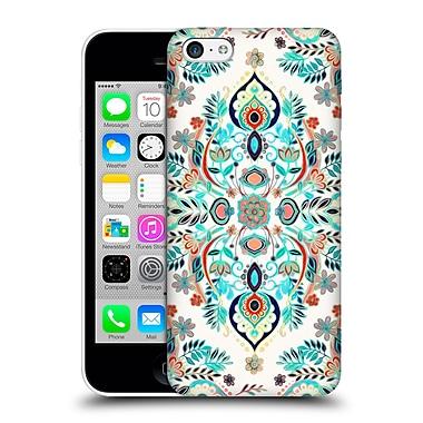 Official Micklyn Le Feuvre Mandala Modern Folk In Jewel Hard Back Case For Apple Iphone 5C