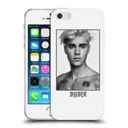 Official Justin Bieber Tour Merchandise Sorry Face Soft Gel Case For Apple Iphone 5 / 5S / Se