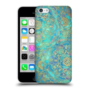 Official Micklyn Le Feuvre Mandala Sapphire And Jade Hard Back Case For Apple Iphone 5C