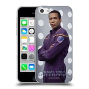 Official Star Trek Iconic Characters Ent Travis Mayweather Soft Gel Case For Apple Iphone 5C