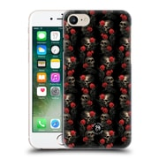Official Anne Stokes Life Blood Skulls And Blooms Hard Back Case For Apple Iphone 7
