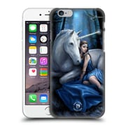 Official Anne Stokes Unicorns Blue Moon Hard Back Case For Apple Iphone 6 / 6S